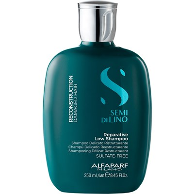 semi di lino reconstruction reparative low shampoo