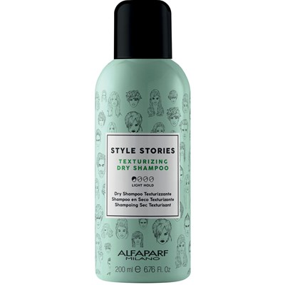 style stories texturizing dry shampoo